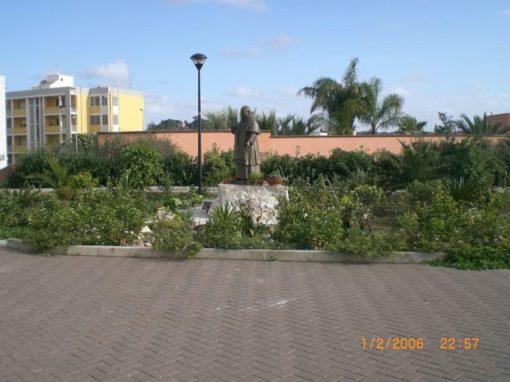 Realizzazione della piazzetta Città dei Bambini a Casarano