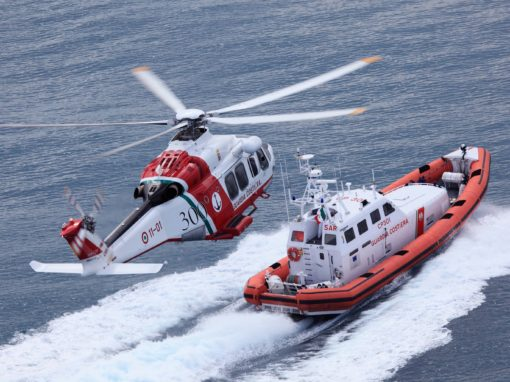 Opere per il Ministero dei Trasporti –  Guardia Costiera Italiana